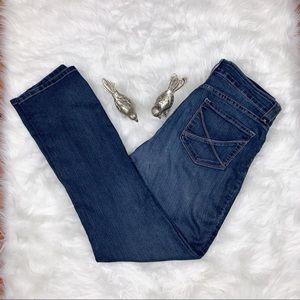NYDJ Straight Leg  High Rise Mom Jeans Size 14